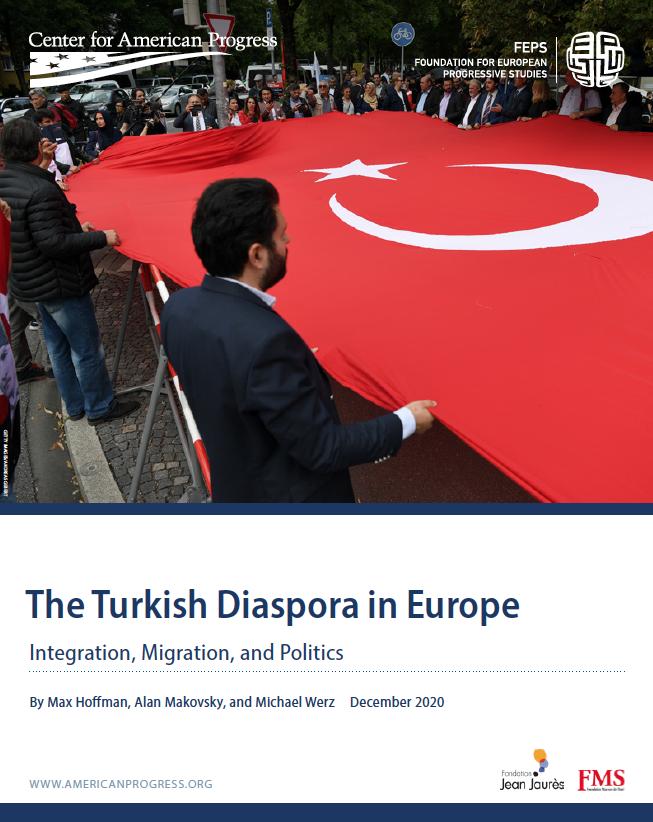 Couverture Diaspora Turquie