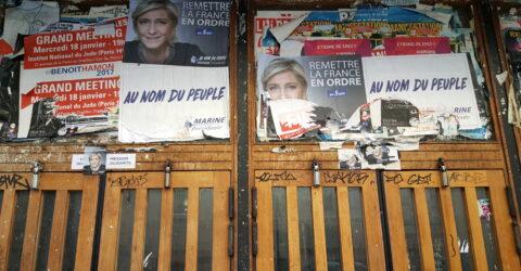 Marine Le Pen - RN