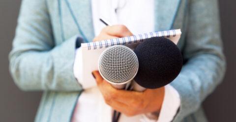 médias - journaliste