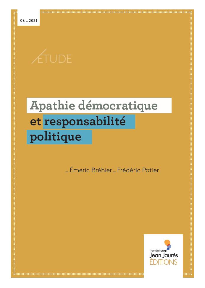 Apathie démocratique et responsabilité politique