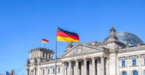Allemagne Bundestag