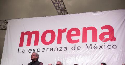 Mexique Morena AMLO