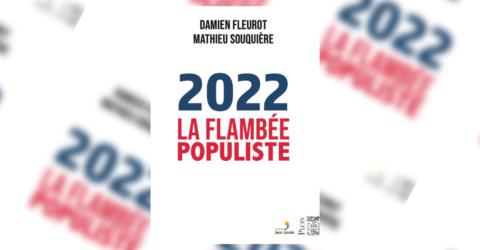 Couverture livre 2022 flambée populiste