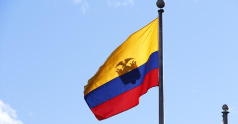 Equateur drapeau